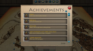 Tons of Achievements: Steam achievements and Trading Cards too!