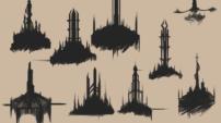 Concept: Askagard Spire.